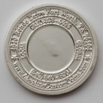 Silver Coin Finish sample